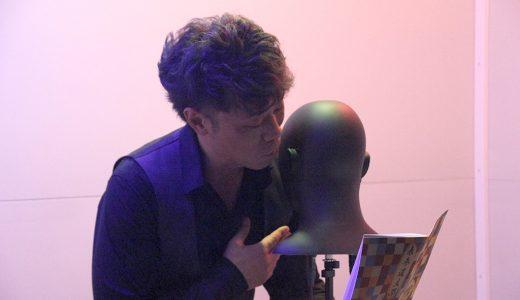 AV男優・大島丈が直接耳元で語る先端系官能朗読劇「表参道文學」ってなに?