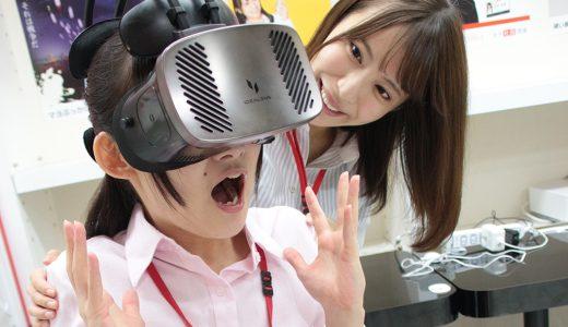 VRはどこまで進化していくか?AVとVRとの未来を探る!?