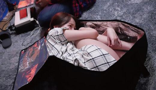 (45cm×25cm×45cm)に詰め込まれた女の子に恋したロ○コン男の物語。『(45cm×25cm×45cm)のデリバリーバッグに女子を詰め込み鬼畜変態客の家までお届けするお仕事。をした男の話 松本いちか』見どころ紹介レビュー!