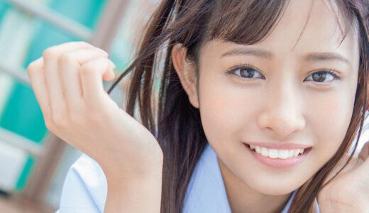 もぎたてフレッシュな笑顔200%!フィリピンハーフの褐色スレンダー美少女!!青春時代・蓮見天ちゃんインタビュー