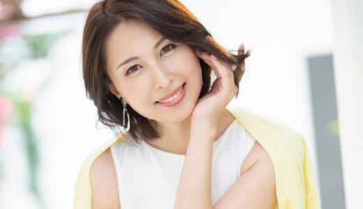 【麗-Kirei SOD】アラフォーは、超エロい世代「美」と「聡明さ」を兼ね備えた現役美容家。9月デビュー新人!佐田茉莉子さんインタビュー