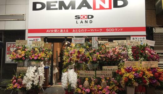 初日から大行列!おとなのテーマパーク「SODLAND」がついにグランドオープン!